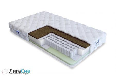 Матрас Soft Стандарт Комби Промтекс-Ориент