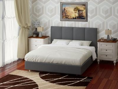 Кровать из экокожи Promtex Orient Riza