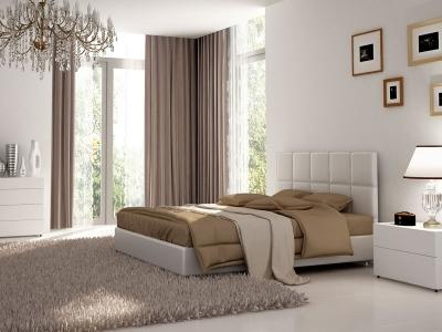 Кровать из экокожи Promtex Orient Rodi
